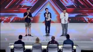 ישראל X Factor - עונה 2 פרק 11: הביצוע של גבריאל, עידו ויוסי