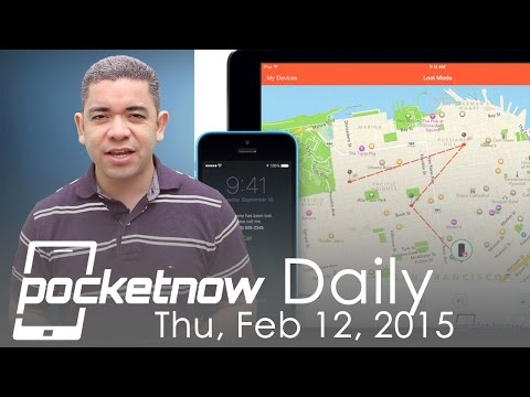 iPhone theft, Galaxy S6 renders, Google Wallet revamp & more - Pocketnow Daily - 동영상