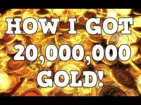 How i Got 20M GOLD l ESO