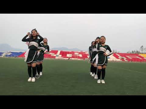 PUC CHEERLEADERS  2018    GALANTIS-Rich Boy dance cover  