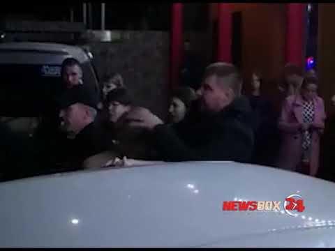 Посетители кафе в Партизанске устроили массовый мордобой