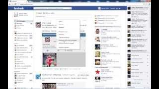 Comment voir les amis qui visitent mon profile Facebook