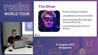 Realm World Tour Singapore