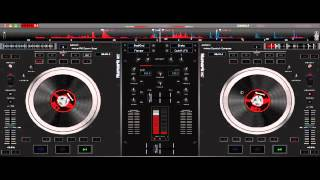 Virtual DJ Scratch Session II