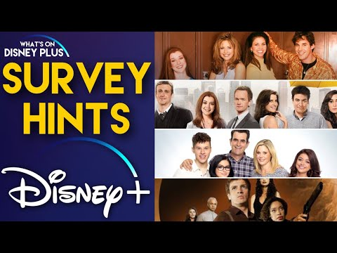 "Survey Hints At ""Modern Family"", ""How I Met Your Mother"", ""Buffy"", ""Firefly"" Coming To Disney+"