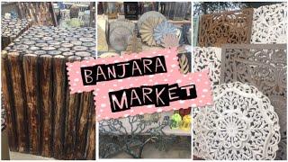 Banjara Market || Cheapest Wooden Market, Gurgaon