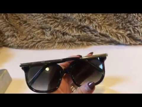 75eb24acd2f Chloe grey square sunglasses CE642S Ebay Item no 272842085682 - YouTube
