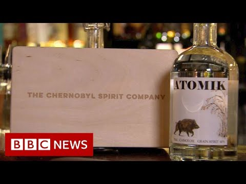 Craig Stevens - Chernobyl vodka: First consumer product made in exclusion zone