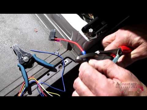 Mercedes Benz Sprinter Backup Camera