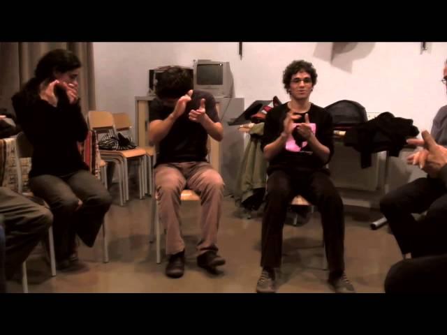ENMV - Atelier flamenco dirigé par Marc Loopuyt