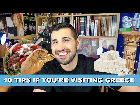 10 tips if you're visiting Greece | Travel Tips