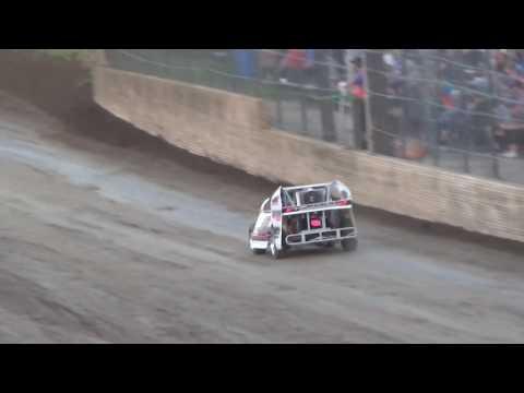 Travis Stensland - Marshalltown Speedway - 7/14/17