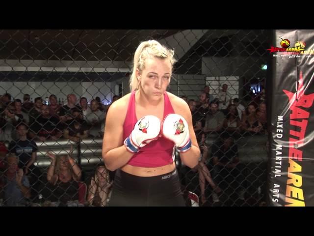 Tanya Creasey VS Emma Smith