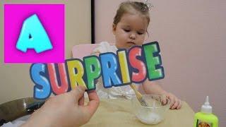 Как сделать самому Огромный Киндер? Видеоурок  How to make Giant Kinder Surprise? Video tutorial
