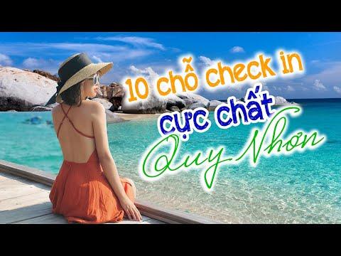 Top 10 địa điểm du lịch Quy Nhơn hot nhất mùa hè 2021