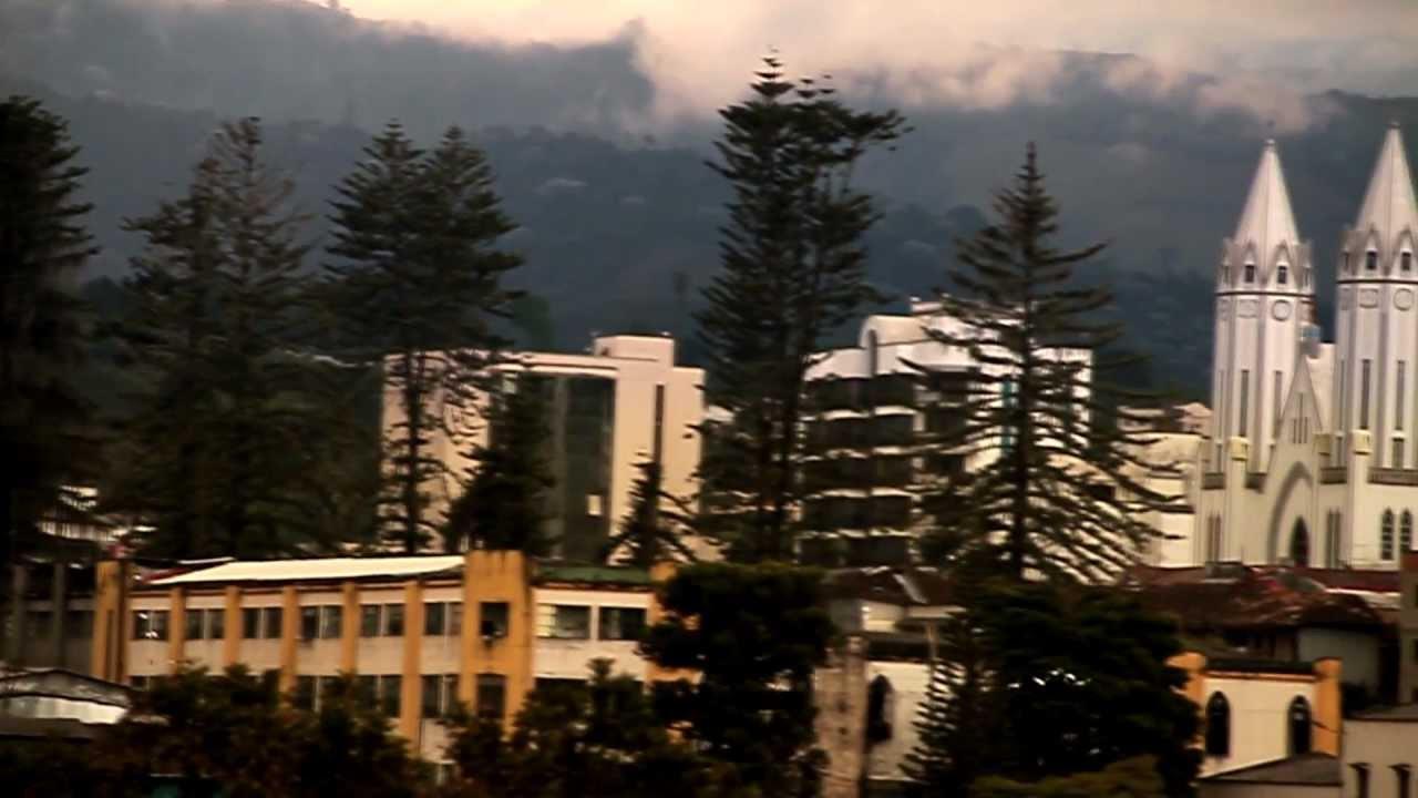 Santa Rosa De Cabal Tur 205 Stica V 205 Deo Oficial Youtube