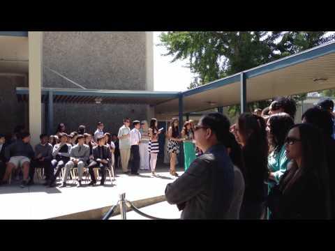 Sam Brannan Middle School: 8th Grade Graduation