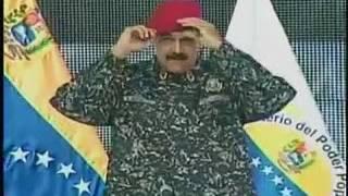 مادورو: أنا صدام حسين الحقيقي (فيديو)