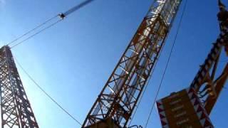 北四国クレーンさんが新たに導入されたCC8800-1 1600t吊(3600t吊級)...