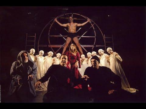 Ancient Theater performance: Prometheus Bound, Aeschylus (EPIDAURUS)