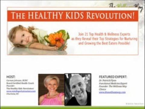 Dr. Patrick Flynn - Simple, Health-Boosting Superfoods for Kids!