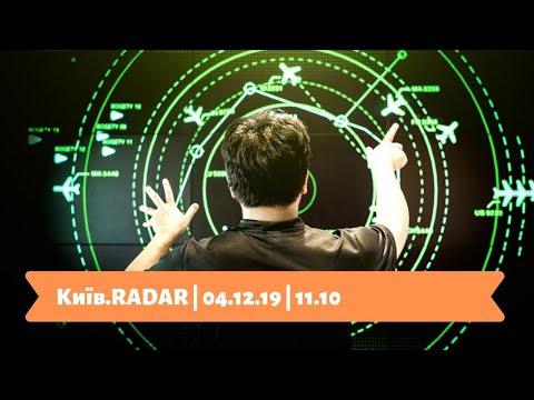 Телеканал Київ: Київ.RADAR | 04.12.19 | 11.10