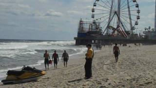 search for a 16 year old who disappeared in the surf seaside heights nj on 09 02 09