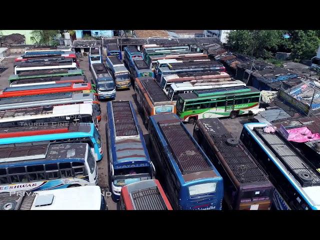 Balangir I Aerial View I Lock down I Covid 19 I Maximize Media