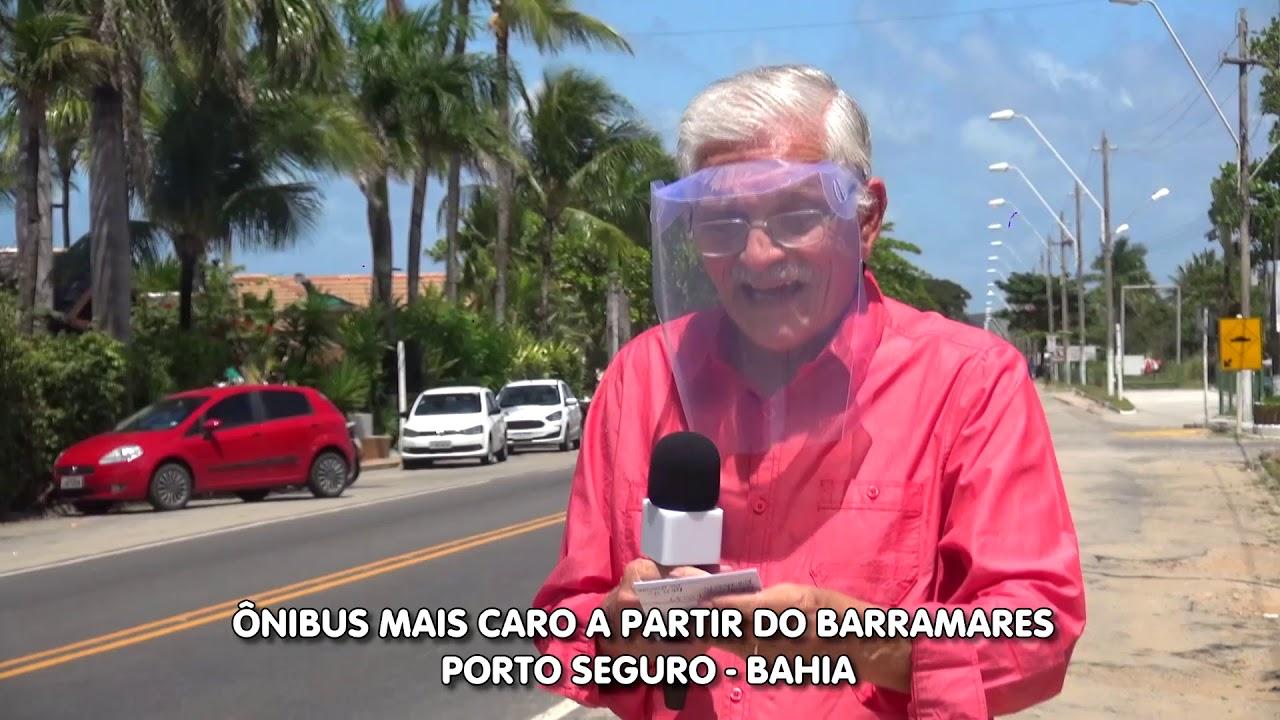 Ônibus mais caro em Porto Seguro - Bahia