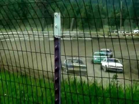 Eagle Track Raceway Fever 4 Heat Race Part 2 June 1st 2014