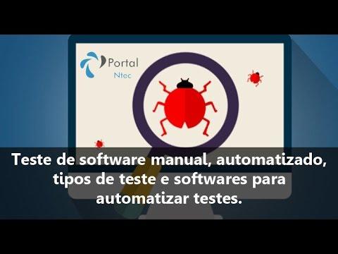 Aula 05   Tipos de teste de software e ferramentas de teste de software