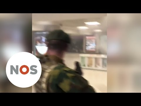 SPIJKERBOM: Brussel ontsnapt aan een aanslag