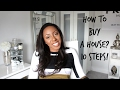 Buying a House - 10 Things You Need To Do