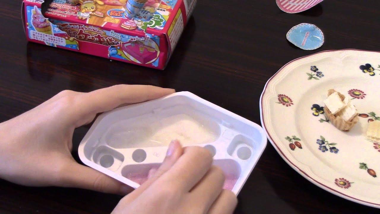 mini ice cream shaped candy - popin' cookin' - cucinare roba ... - Cucinare Giapponese