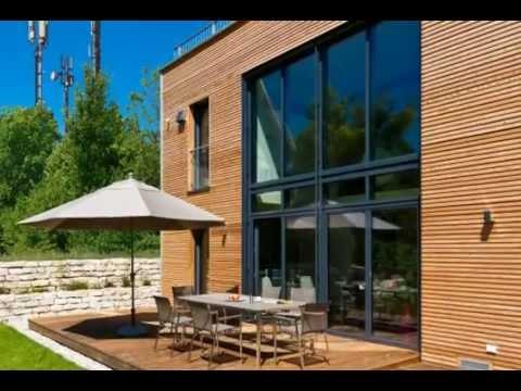 Baubiologisch Vorbildlich Holzhäuser Von Baufritz Youtube