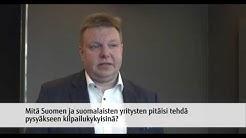 Esittelyssä Vuoden Digijohtaja Harri Nummela OP Ryhmästä