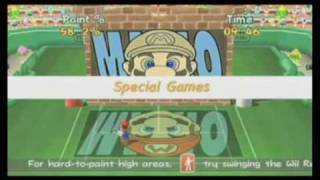 Mario Power Tennis Wii New Play Control Trailer