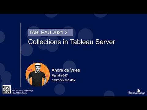 Tableau 2021.2: Collections on Server