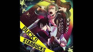 ️BUCKS 1st Album「STARBUCKS」⚡   1.CHASE OF LIFE 2.乱心~CHAOS~ 3.TR...