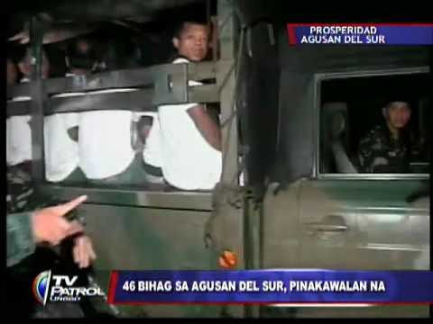 Hostage drama in Agusan ends