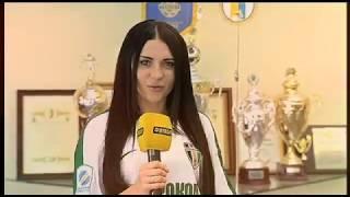 Жены и дети футболистов записали ролик в поддержку Александрии