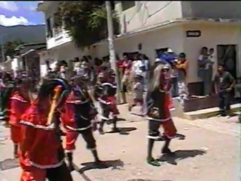 """Recorrido """"Santa Ana visita su pueblo (2-Agosto- 2004)"""