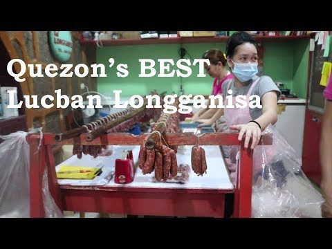 Short Trip to Lucban Quezon Ft. the best Lucban Longganisa in Town