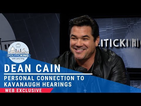Brett Kavanaugh: Dean Cain's Personal Connection to the Allegations  Web Exclusive