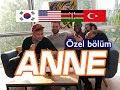 4 FARKLI MİLLETİN ANNELERİ (#PişmanımAnne) | 3 Yabancı 1 Türk #11