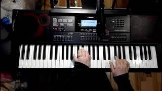 Видеоурок, как сыграть на синтезаторе композицию Ennio Morricone