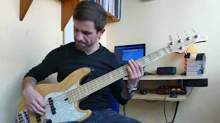 Usa For Africa We are the World Two Minutes Bass Cover.mp3