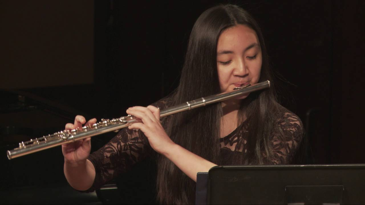 Fux: Sinfonia in F major for Flute, Oboe, and Continuo: I. Allegro