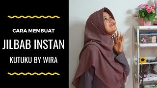 Cara Membuat Jilbab Instan [Mudah Dipraktekan]