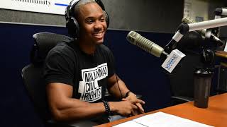 Millennial Civil Rights Campaign live on-air interview with Rashad Richey of Atlanta's WAOK